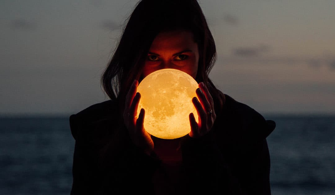 How to use the MOON for personal growth with Amy F. Aurore